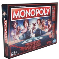 Monopoly  Stranger Things  Boardgame