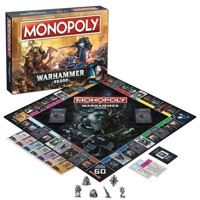 Monopoly  Warhammer 40K English WIN35484