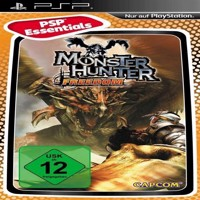 Monster Hunter Freedom Essentials - PS Portable