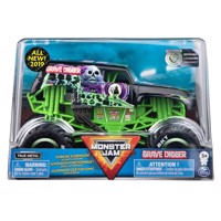 Monster Jam - 1:24 Collector Truck - Grave Digger