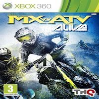 MX vs ATV Alive - Xbox