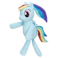 My Little Pony - Huggable Plush - Rainbow Dash (C0122)