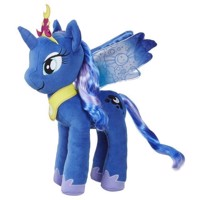 My Little Pony - Large Rooted Hair Plush - Princess Luna