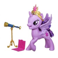 My Little Pony - Talking Twilight Sparkle Fashion Doll