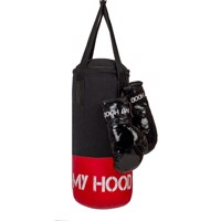 My Hood Boxingbag With Gloves 4Kg, 4-10 Years