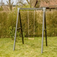 My Hood  Homegoal Swingset Mini 302170
