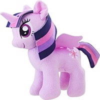 My Little Pony 25 cm soft plush twilight sparkel