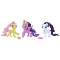 My Little Pony  Equestria Friends 3 pack E0172