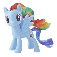 My Little Pony  Pony Mane  Rainbow Dash  75 cm E5006