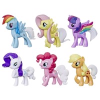 My Little Pony rainbow roadtrip collection