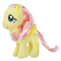 My Little Pony  Small Rooted Hair Plush  Fluttershy E0435