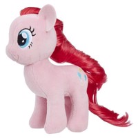 My Little Pony  Small Rooted Hair Plush  Pinkie Pie E0434