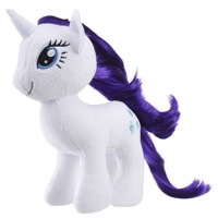 My Little Pony  Small Rooted Hair Plush  Rarity E0437