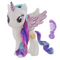 My Little Pony  Sparkling  Princess Celestia  15 cm