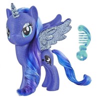 My Little Pony  Sparkling  Princess Luna  15 cm