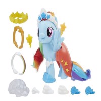 My Little Pony  The Movie Land and Sea Fashion Rainbow Dash