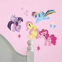 My Little Pony Wallstickers