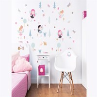 My Woodland Friends Wallstickers