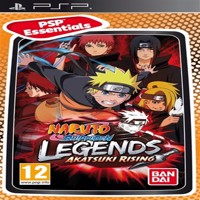 Naruto Shippuden Legends Akatsuki Rising Essentials