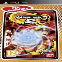 Naruto Ultimate Ninja Heroes 2 Essentials - PS Portable