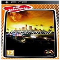 Need for Speed Undercover Essentials - PS Portable