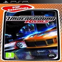 Need For Speed Underground Rivals Essentials - PS Portable