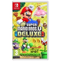 New Super Mario Bros U Deluxe UK, SE, DK, FI - Nintendo Switch