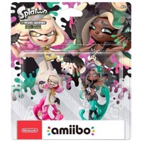 Nintendo Amiibo Pearl  Marina amiibo Splatoon Collection