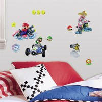 Nintendo Mario Kart 8 Wall Stickers