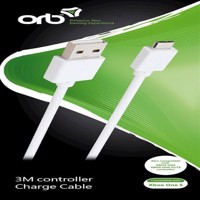 ORB controller charge cable 3m cable  for Xbox One S - Xbox One