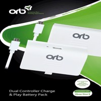 ORB Dual Controller Battery Pack  For Xboxone S - Xbox One