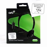 ORB Wired Chat Headset for Xbox One
