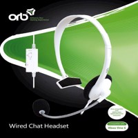 ORB Wired Chat Headset  For Xboxone S - Xbox One