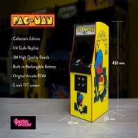 Pac Man 14th Scale Arcade Cabinet  Collectors