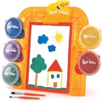 Paint Station Easel Set