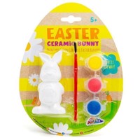Paint your own Easter figure