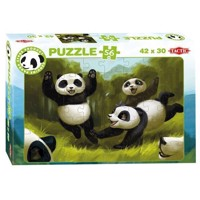 Panda Stars Puzzle  Fun Together, 56st