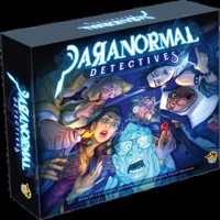 Paranormal detectives boardgame english