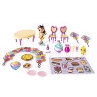 Party Popteenies - Party Surprise Box Playset - Ava Rainbow Unicorn Surprise