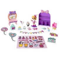 Party Popteenies - Party Surprise Box Playset - Hayden Cutie Animal Surprise