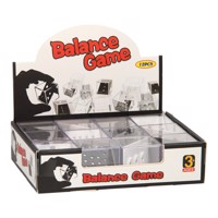 Patience games Displaybox, 12pcs.