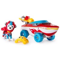 Paw Patrol - Sea Patrol Vehicle - Marshall
