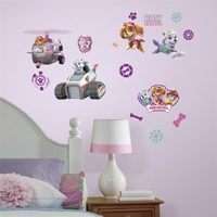 Paw Patrol Girl Wallstickers
