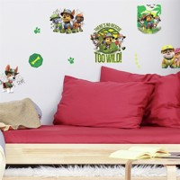 Paw Patrol Jungle Wallstickers