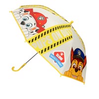Paw patrol matt transparent umbrella