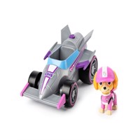 Paw Patrol - Race & Go Deluxe Vehicles - Skye Racer