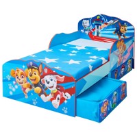 Paw patrol bed w storage 140Cm
