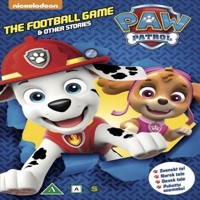 PAW Patrol Sæson 3, Vol 1  The Football Game  DVD