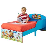Paw patrol wooden junior bed 140Cm