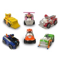 Paw Patrol true metal 6 pack